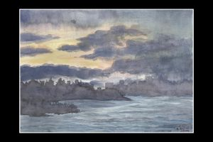 121118-View from 545 on the 520 Bridge by lilith-darkmoon