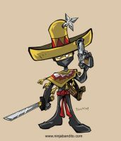 The Ninja Bandito by DustinEvans