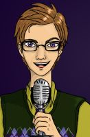 Cecil, the Voice of Night Vale by FeaEnAlata