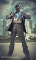Superman Cam Newton by jai4president