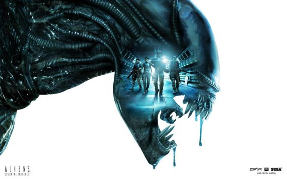 Aliens Colonia Marines by neisbeis