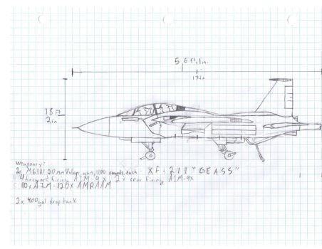XF-211 'Geass' by CrimsonLines