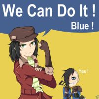 We Can Do It ! by JohnyHo