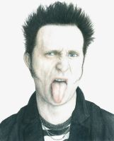 Mike Dirnt by BeachBum190
