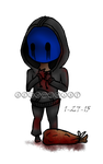 Bg Eyeless by randomdrawerchic