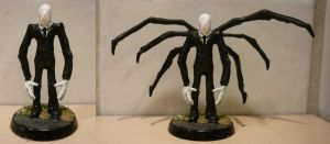 Slenderman Figure by AkatsukiFan505