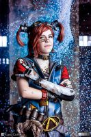 Borderlands 2: Gaige by KayomiPL