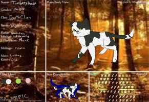 Timbershade REF by RockpeltThunderClan