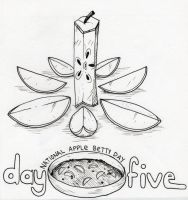 National Apple Betty Day by YourFathersMustache