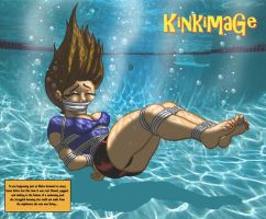 A Dip In The Pool by kinkimage