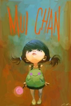 mui-chan by cuson