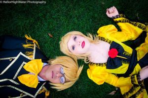 Brother and Sister by DollieDearestCosplay