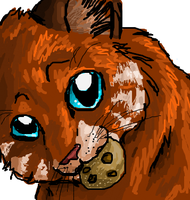 thorntail iscribble:gift by 9tailsfoxyfoxy