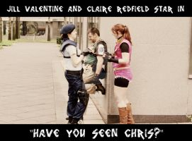 Have you seen Chris? by LaceyAlaynna