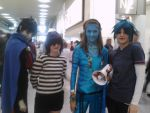Me and the Gorillaz - Expo by 2Dismine