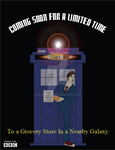 Doctor Who Limited Edition Cereal Ad by xHaimarux
