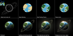 Asteroid Belt Process by Ian-Anderson