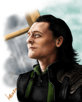 Loki, take II by keren-or