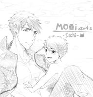 Free - Double Sousuke by MoaiArts