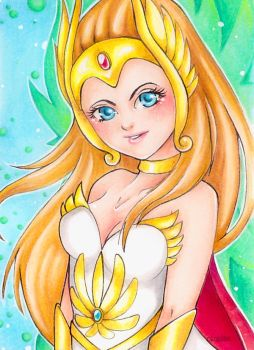 ::She-Ra:: by chaseau