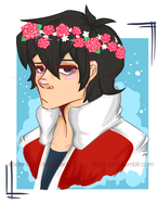 Voltron- Keith by Eboni-Blue