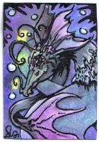 Water Wyrm by cheshiewolf