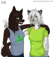 PointCom: Vendy and Shesterrni by HauRin