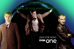 Doctor Who - A Fan's Preview by RoseBadWolfTyler