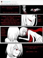 How it all started[Chara's POV] by CNeko-chan
