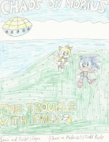 The Trouble with Tails Cover by mastergamer19