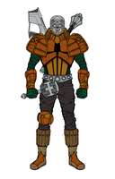 my MAN-AT-ARMS... by bADmOTIVATOR