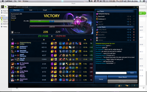 Report Vel'koz support for too much fun :D by NIELSPETERDEJONG