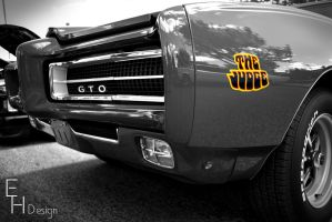 1969 Pontiac GTO 'The Judge' - Angle #2 by BonaFideChimp