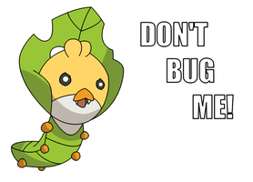 Sewaddle Says by Shiinsan23