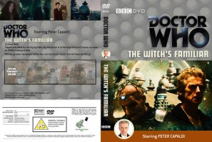 The Witches Familiar Region 2 DVD Cover by DJToad