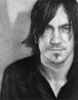 Adam Wade Gontier by AndreyShkulev