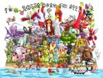 Part 2: Greetings from Johto by JustLex