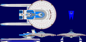 USS Leavenworth Multi-View by captshade