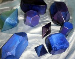 Assorted Soul Gems 2 by Indiliel