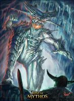 Frost Giant by PTimm