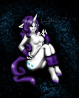 Rarity by Fur-What-Loo