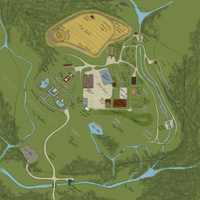 Stonebridge Map by Tattered-Dreams