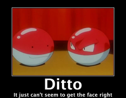 Ditto Poster by Rotommowtom