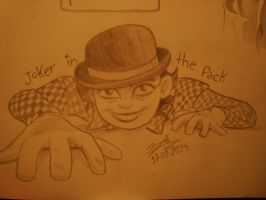 The Adicts - Joker in the pack - by ziki-zai