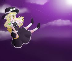 Night ~ Marisa by Arehandoro1986