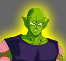 Piccolo by danbol