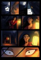 LD: Comic page by SilvesterVitale