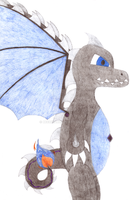 My Dragon :D by Xeerinare