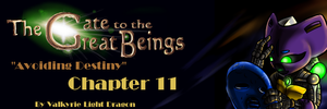 GTTGB - Avoiding Destiny - Chapter 11 by JarODragon