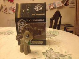 Doctor Whooves Figure by extraphotos